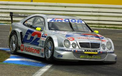 Deutsche Tourenwagen Masters (DTM) 2001 – Bernd Schneider verteidigt seinen Meistertitel