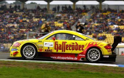 Deutsche Tourenwagen Masters (DTM) 2002 – Gesamtsieger Laurent Aiello im Abt-Audi TT-R