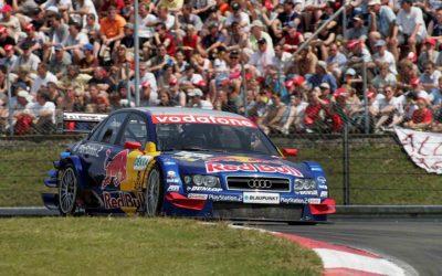 Deutsche Tourenwagen Masters (DTM) 2004 – Mattias Ekström nicht zu schlagen