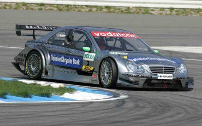 Deutsche Tourenwagen Masters (DTM) 2005 – Fahrerkrone für Gary Paffett im AMG-Mercedes