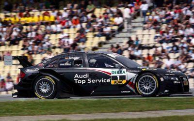 Deutsche Tourenwagen Masters (DTM) 2009 – Zweiter Titel in Folge für Timo Scheider