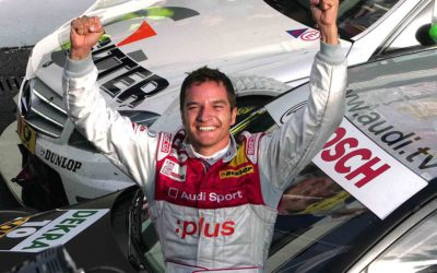 Deutsche Tourenwagen Masters (DTM) 2008 – Das Jahr des Timo Scheider