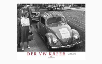 Der VW Käfer 2020 – Kalender – 13 Blätter mit S/W-Fotos und Bilderläuterungen