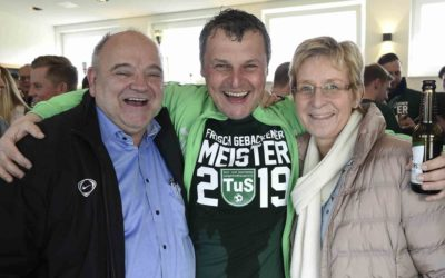 TuS Langenholthausen: Bildergalerie aus der Aufstiegssaison 2018/19