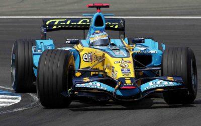 Formel 1 Weltmeisterschaft 2006 – Fernando Alonso erneut Weltmeister