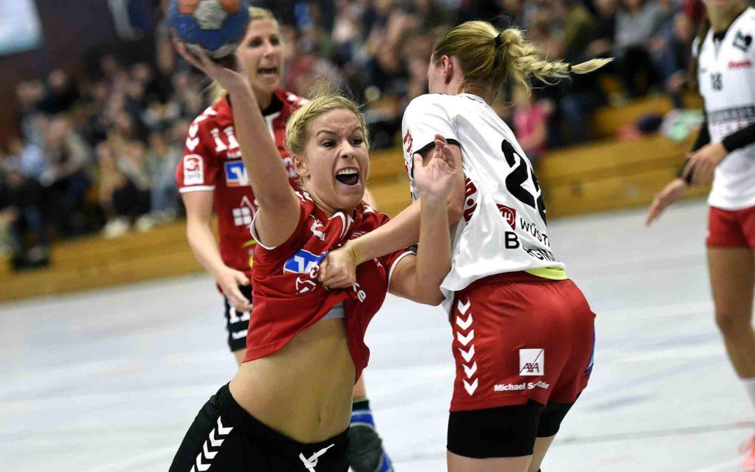 SG Menden Sauerland Frauen – Bildergalerie Aufstieg und 3. Liga Handball-Saison 2017/18