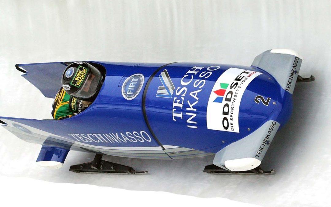 Bob Weltmeisterschaft der Frauen in Winterberg 2003 – Susi Erdmann holt sich den Titel