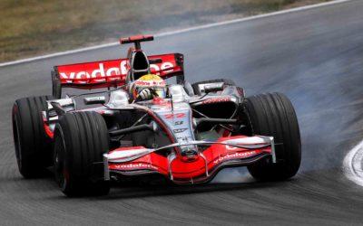 Formel 1 Weltmeisterschaft 2008 – Lewis Hamilton wird erstmals Weltmeister