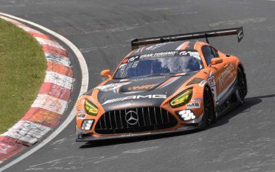 Rennen 2 und 3 als Doppelveranstaltung der Nürburgring Langstrecken Serie