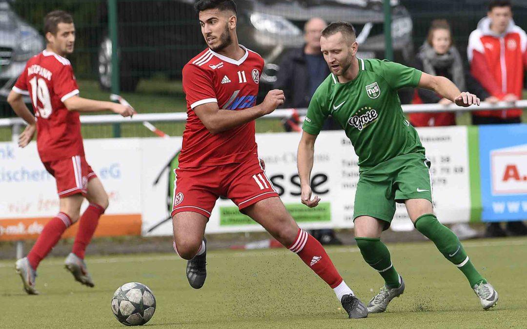 Der TuS Langenholthausen und der BSV Menden trennen sich in einer spannenden Begegnung 3:3