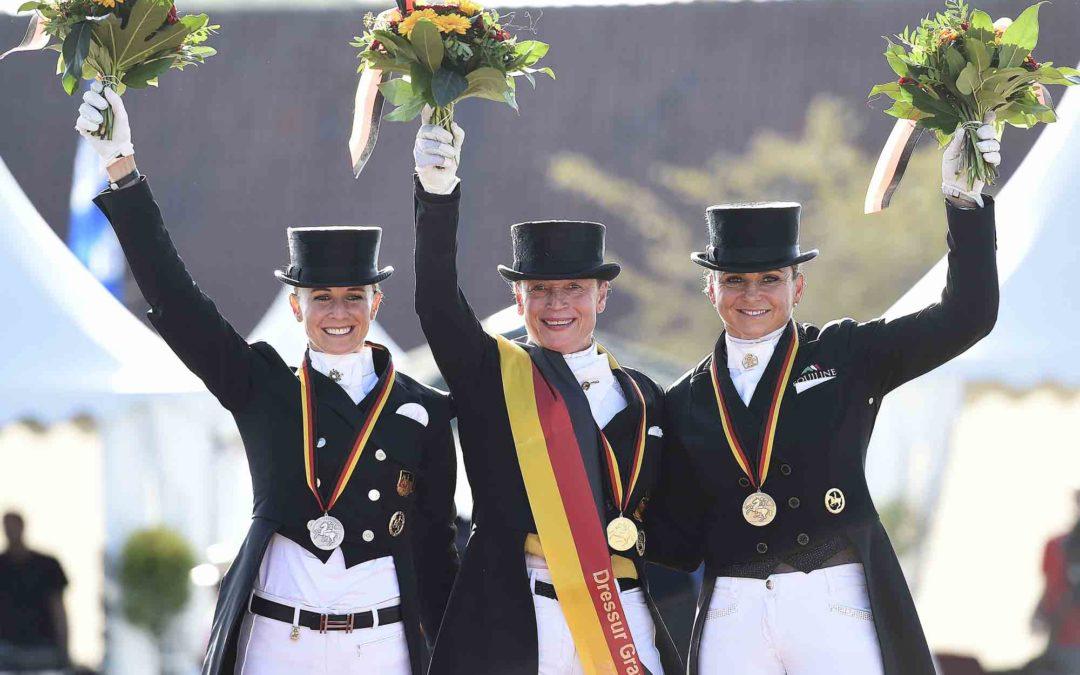 Longines Balve Optimum – Deutsche Meisterschaften Dressur 2020