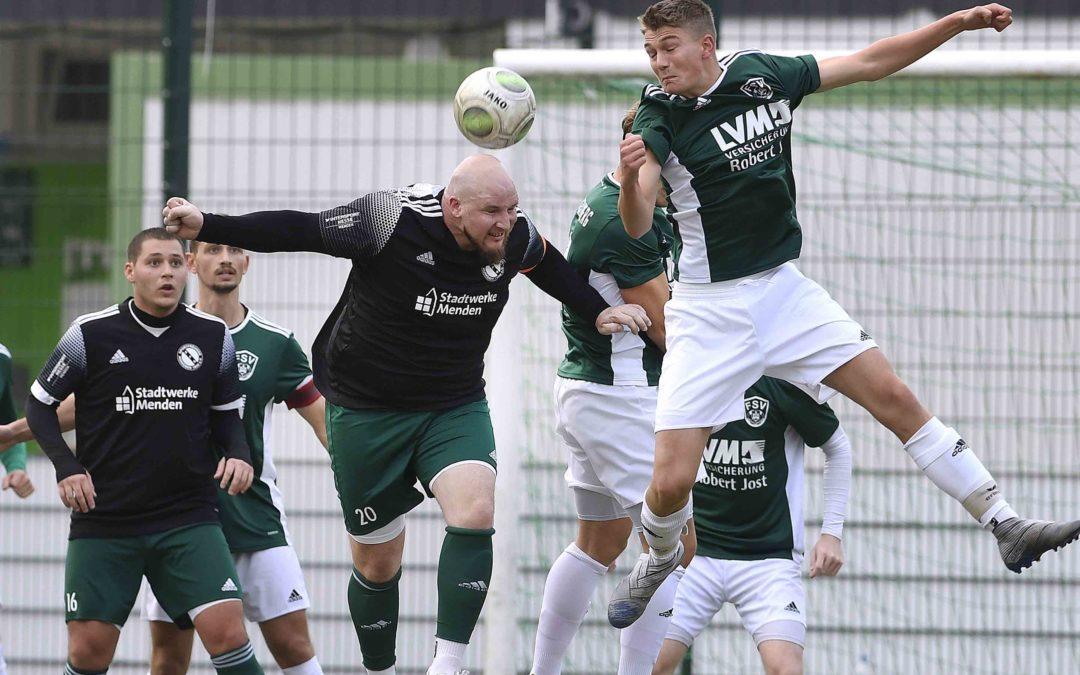 Fußball-Sonntag (18.10.2020) mit Balve/Garbeck II – Beckum, Frauen Oesbern, Hüingsen u.a.
