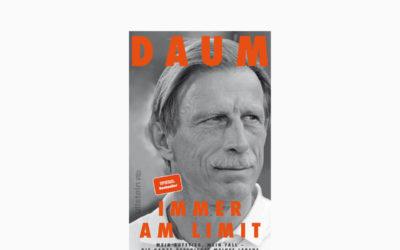 Christoph Daum – Immer am Limit – Mein Aufstieg, mein Fall, die ganze Geschichte meines Lebens