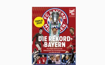 Die Rekord-Bayern – Triple 2020 – Die 8. Meisterschaft in Serie – Höhepunkte der Vereinsgeschichte
