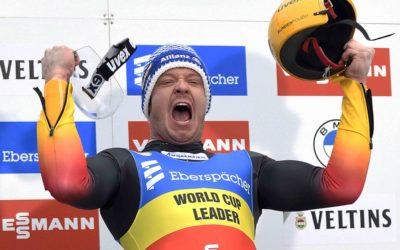 Rennrodel Weltcup in Winterberg – In allen Wettbewerben gab es einen deutschen Sieger